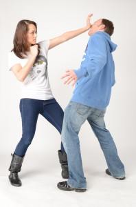 Womens Self Defence 198x300 Free Womens Self Defence Course